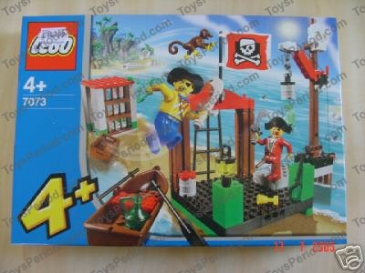 lego prison island instructions