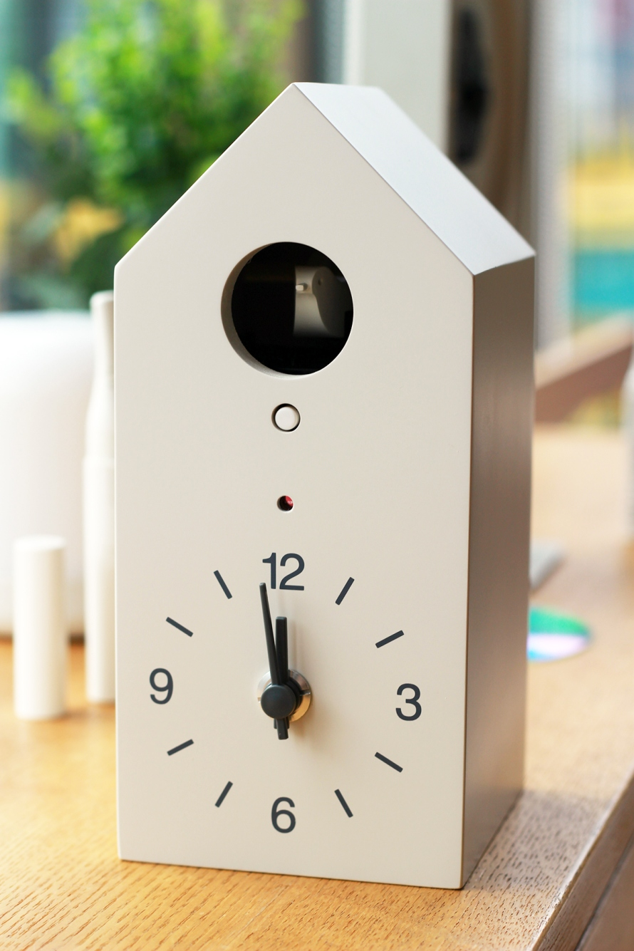muji cuckoo clock instructions