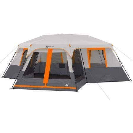 ozark trail 3 room cabin tent instructions