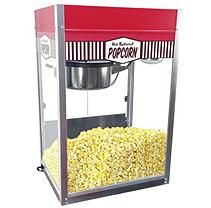 paragon popcorn machine instructions