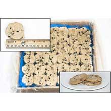 pillsbury chocolate chip cookie dough instructions