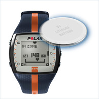 polar ft7 battery replacement instructions