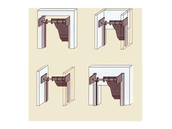 roll up door installation instructions