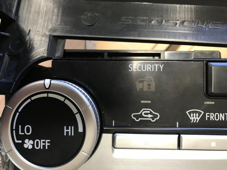 scosche dash kit instructions