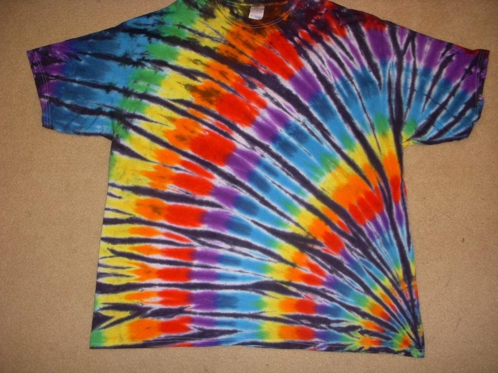 tie dye shirt designs instructions