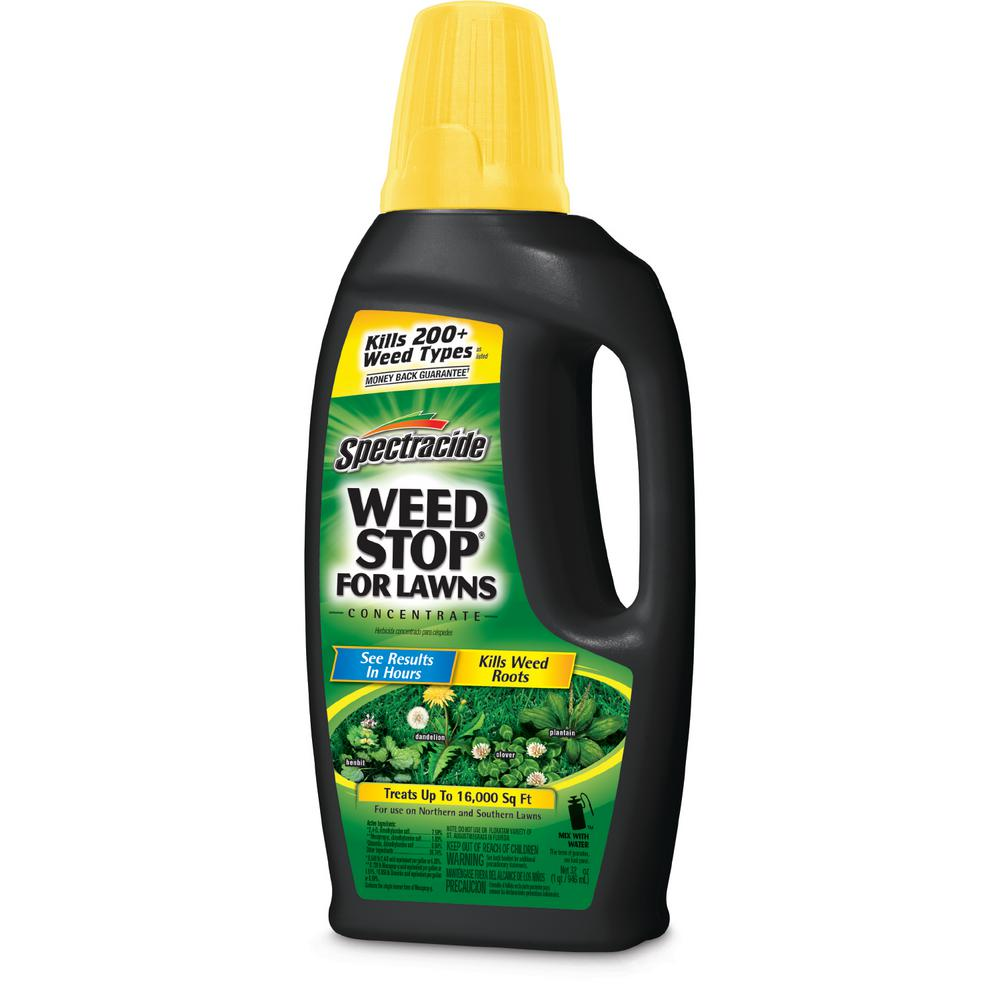 vigoro weed and feed spray instructions