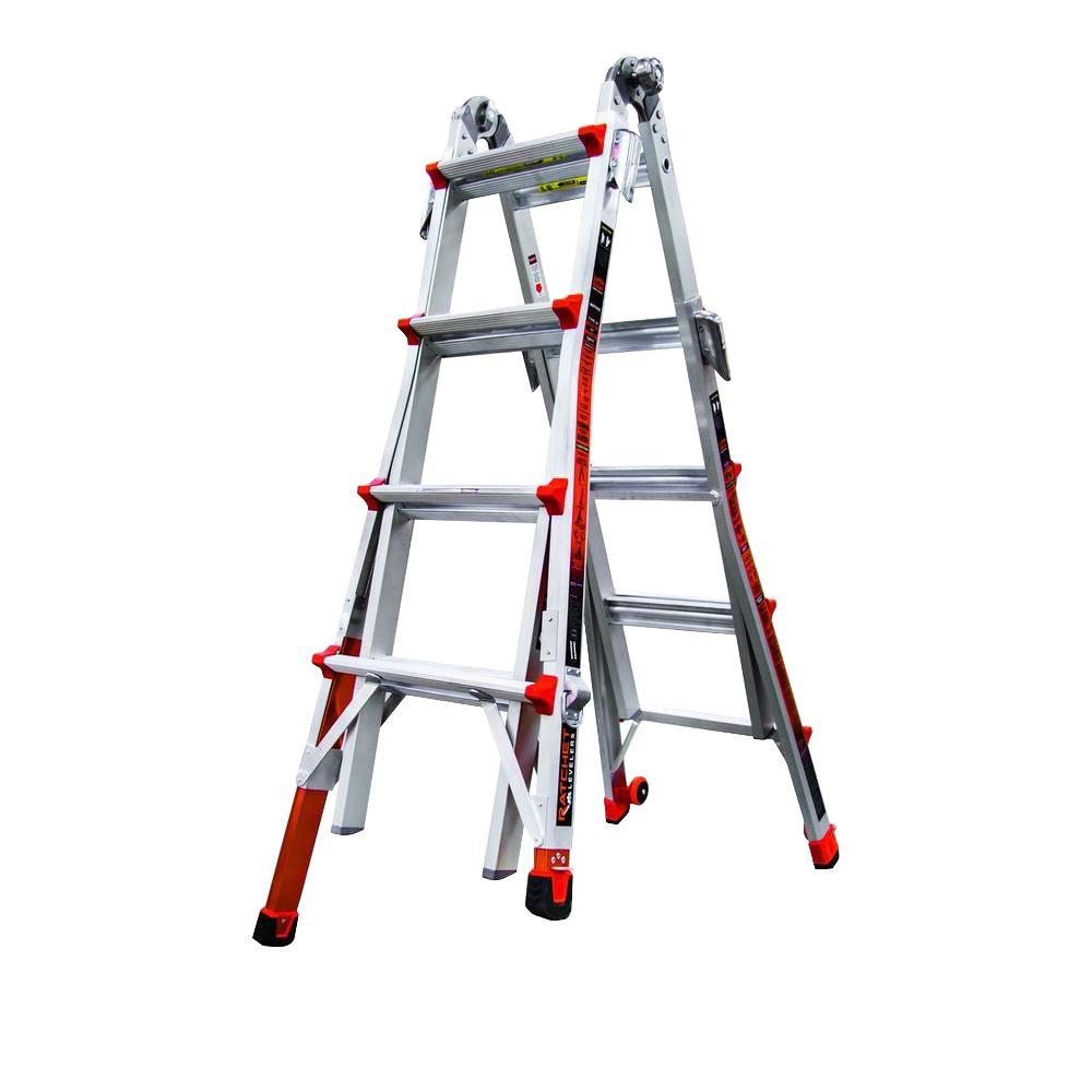 werner ladder leveler instructions